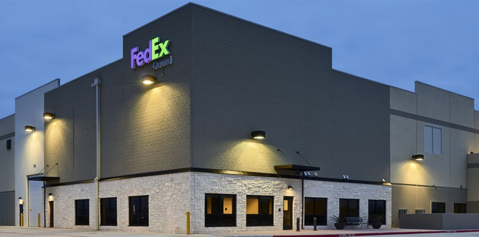 FedEx – Multiple locations